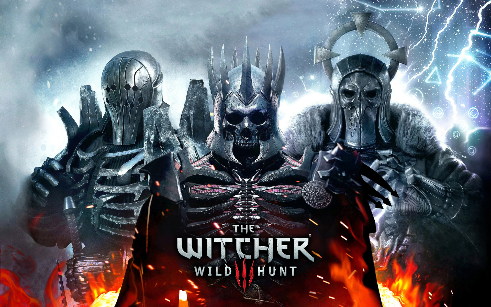 Witcher 3 Wallpaper 1360x768 - WallpaperSafari