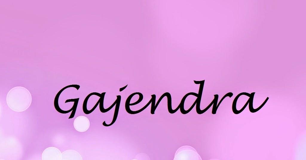 Gajendra Name Wallpapers Gajendra Name Wallpaper Urdu Name 1024x537