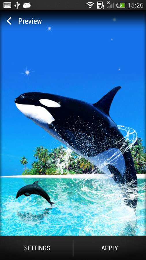 Dolphin Live Wallpaper   Android Apps on Google Play 506x900