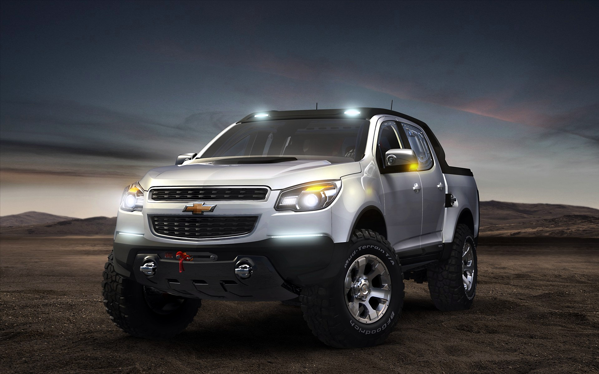 Chevrolet Colorado Rally Concept Car Wallpapers HD Wallpapers 1920x1200