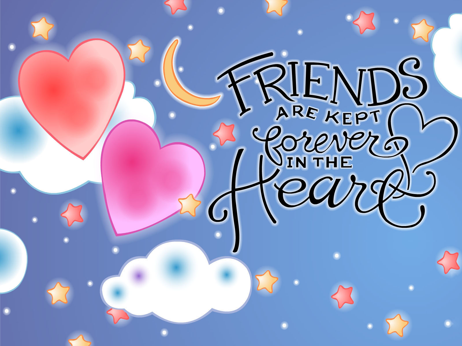 25 Friendship Wallpapers Cards Pictures and Friends Quotes 1600x1200
