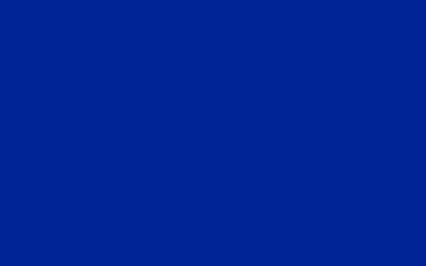 Blue solid color background view and download the below background 1680x1050