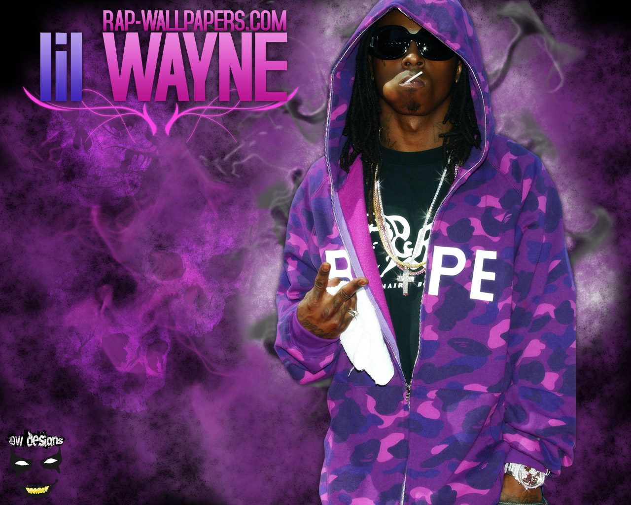 Below you can find Lil Wayne Hot Wallpapers to design your desktop 1280x1024