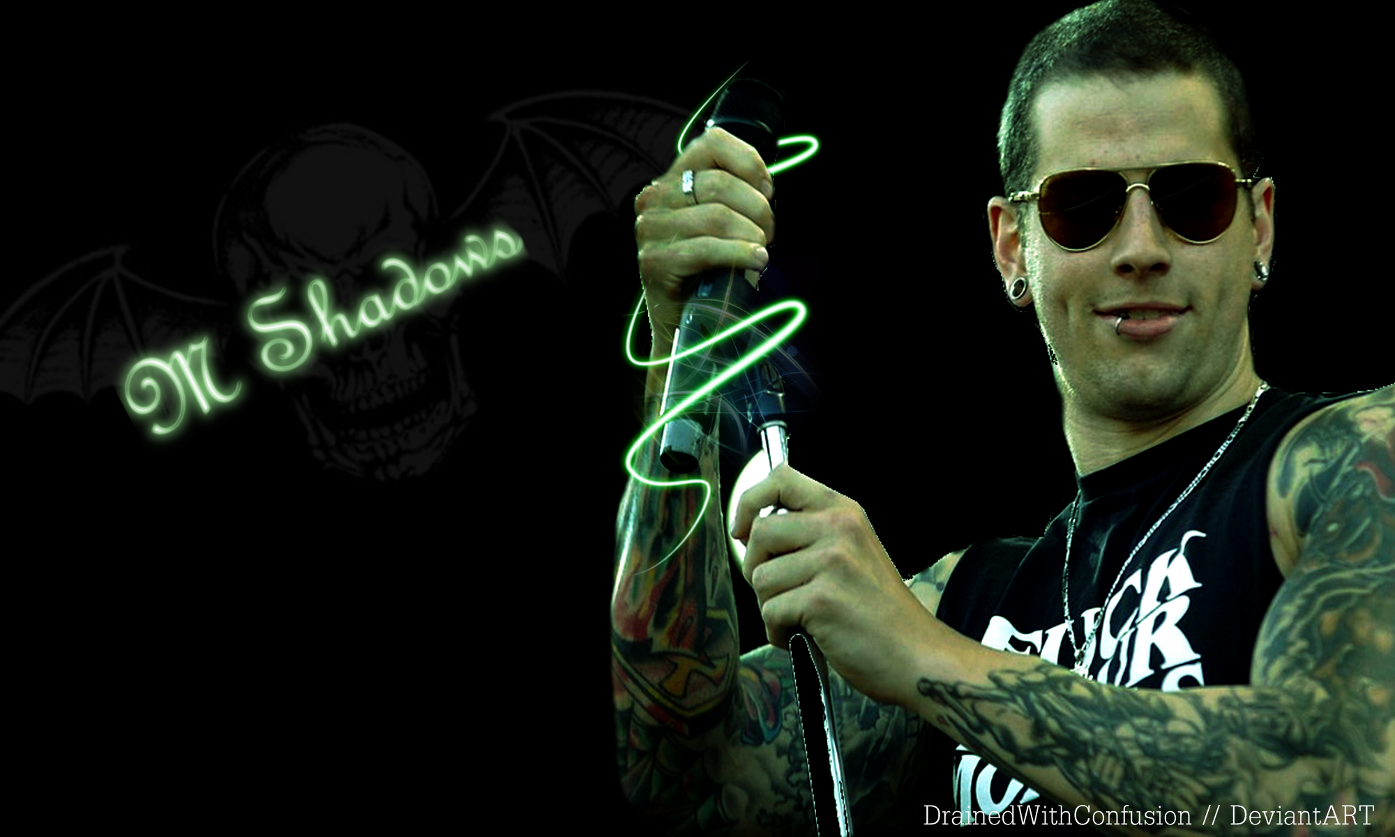 shadows wallpaper 1 by drainedwithconfusion customization wallpaper 2000x1200