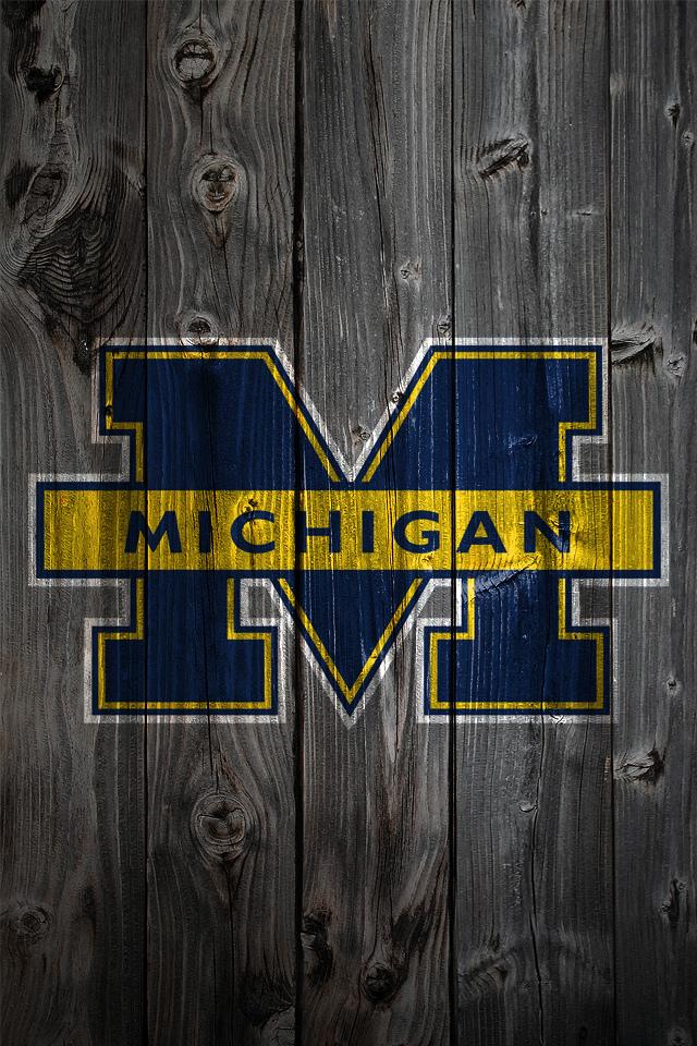 50] Michigan Football iPhone Wallpaper on WallpaperSafari 640x960