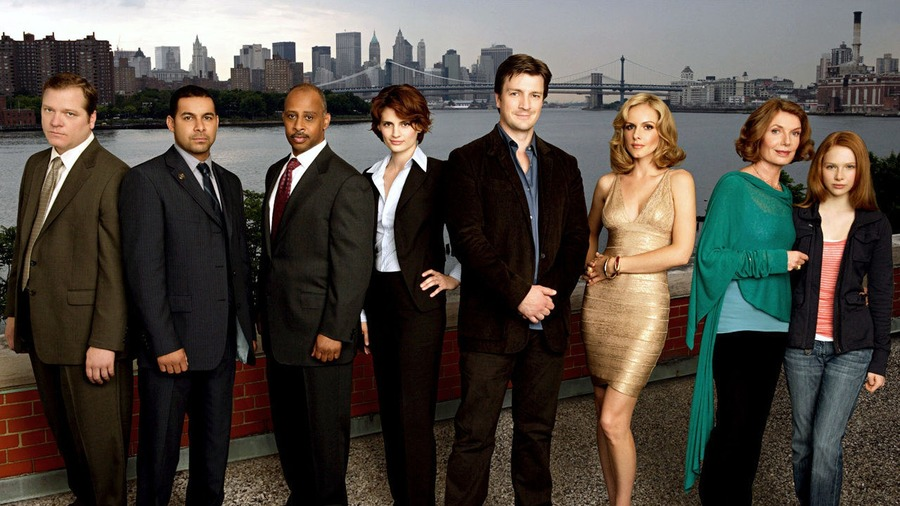 Castle TV Series   Wallpaper High Definition High Quality 900x506