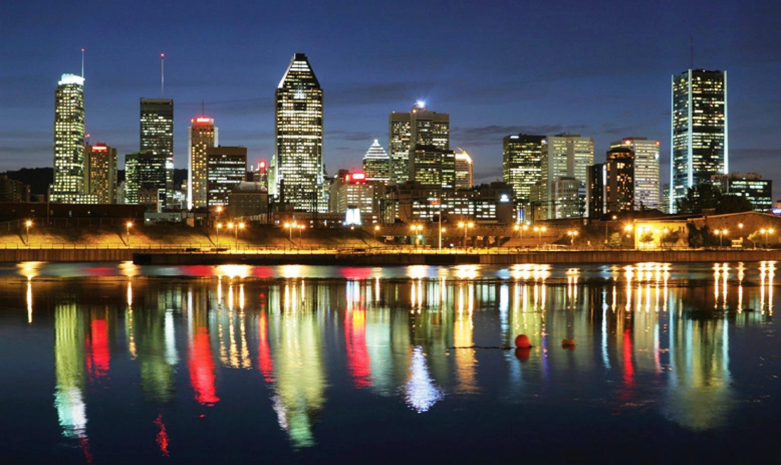 Montreal Wallpaper Mac View 1600x952