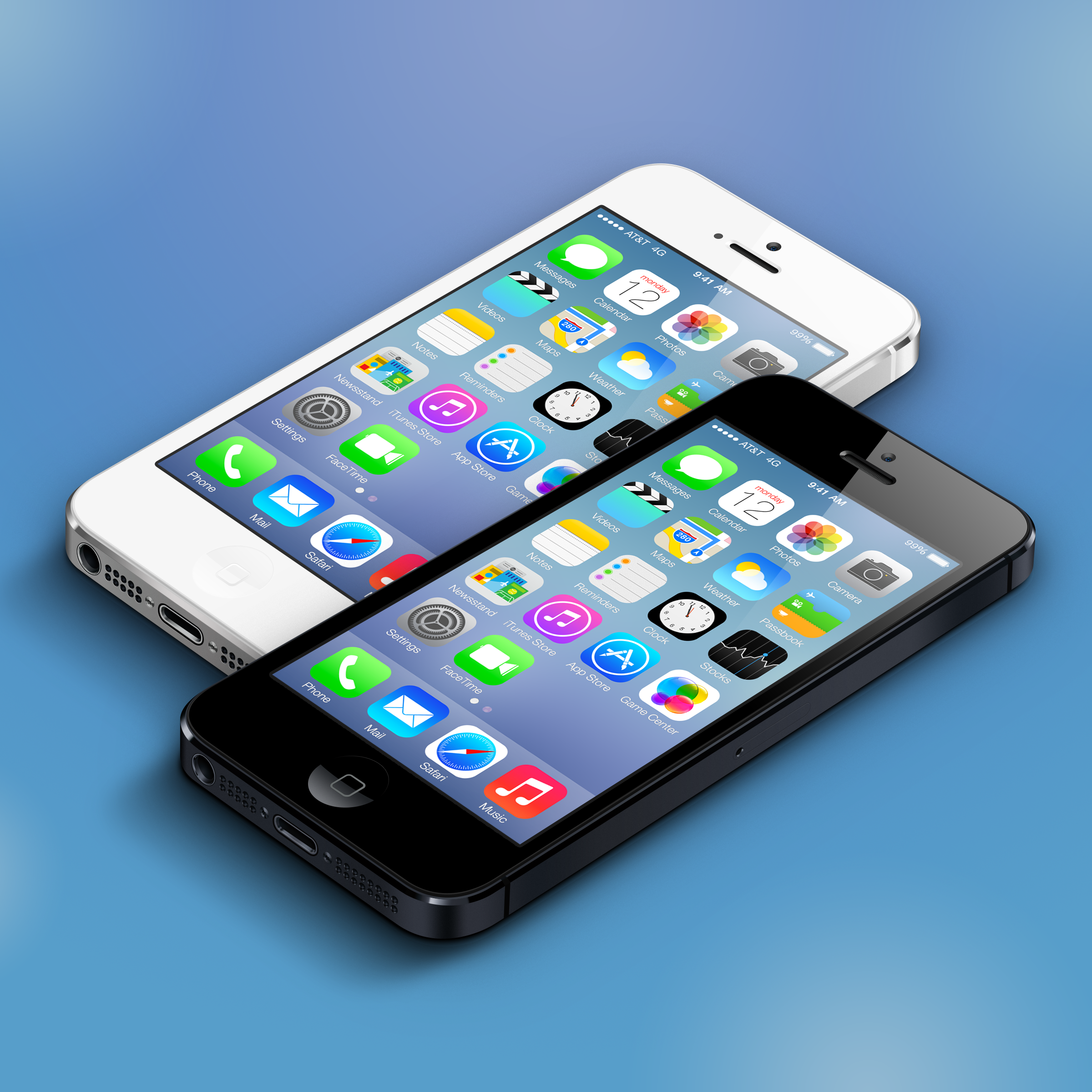 IOS 7 Wallpaper IPhone 6