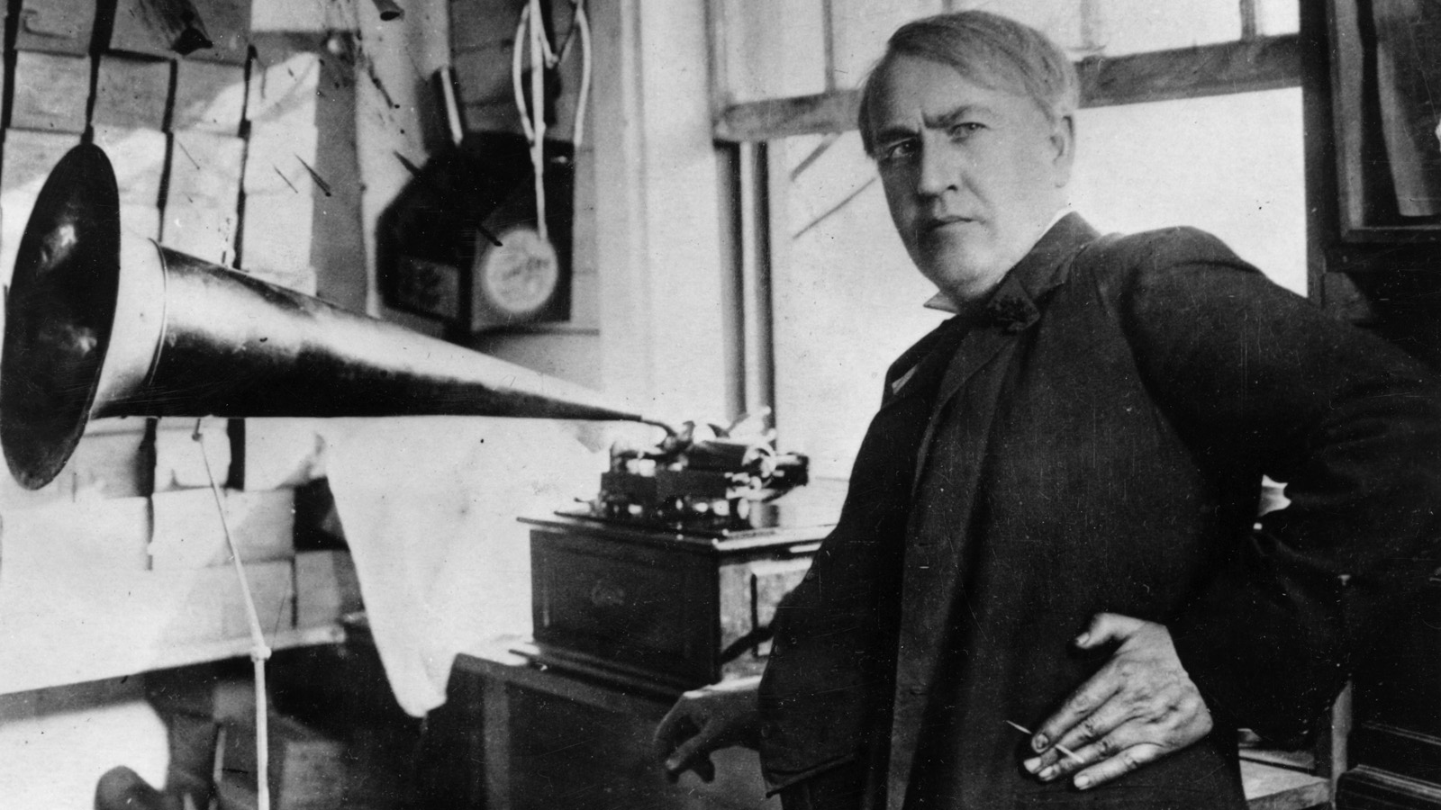 Thomas Edison wallpaper 1600x900 65204 1600x900