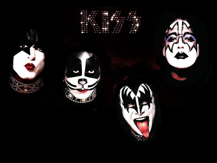 Kiss Band Wallpapers de bandas de Rock y Metal   33m   imagenes 736x552