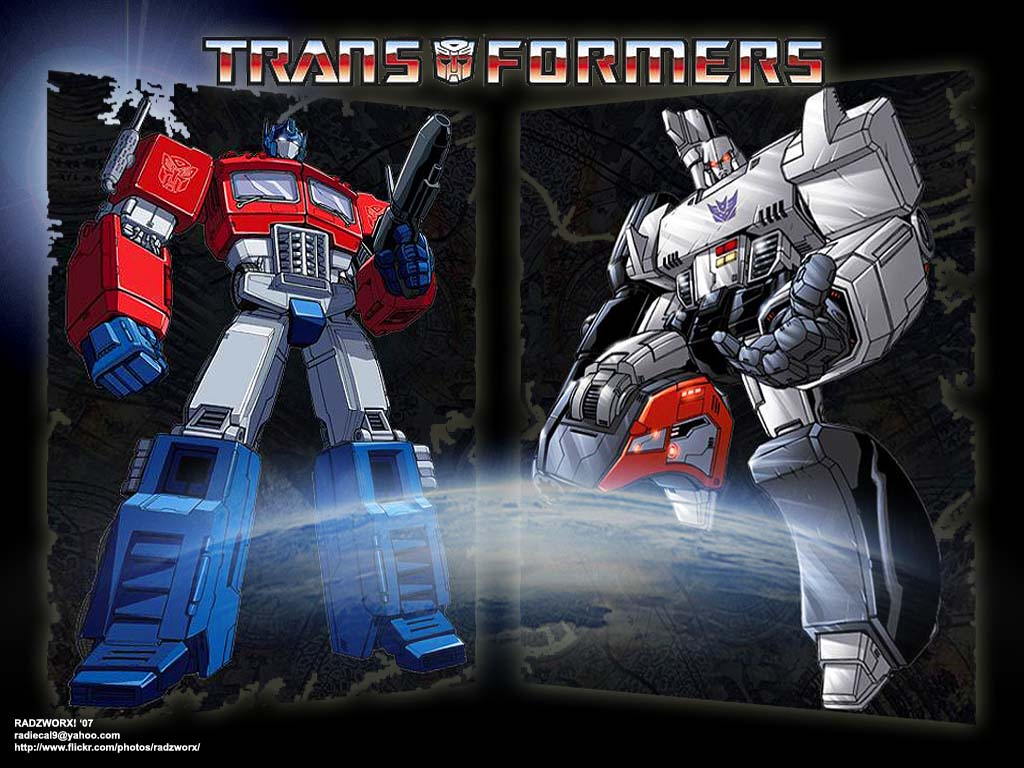 You are viewing the Transformers wallpaper named 1024x768