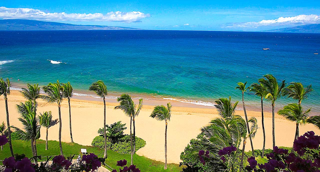 30] Kaanapali Beach Wallpapers on WallpaperSafari 1280x691