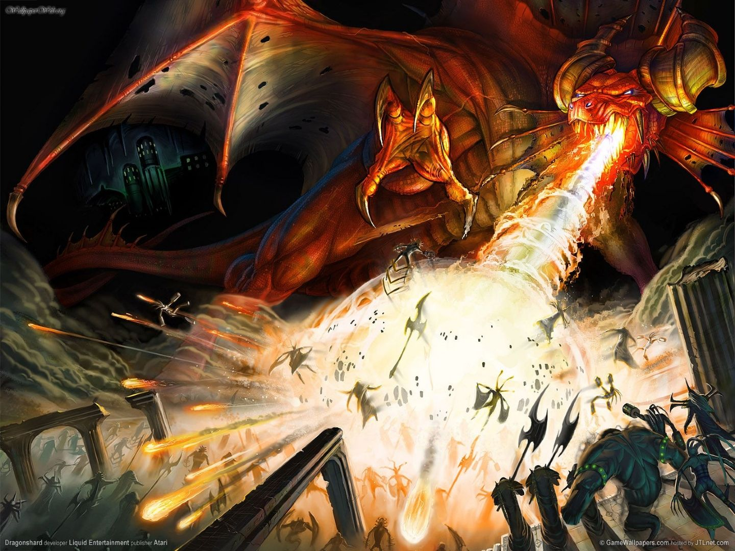 Dragons Wallpaper Dungeons and Dragons Pictures Dungeons and Dragon 1440x1080