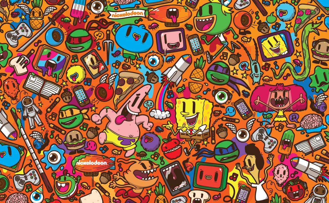 Patrick Star Nickelodeon SpongeBob SquarePants 1400x865