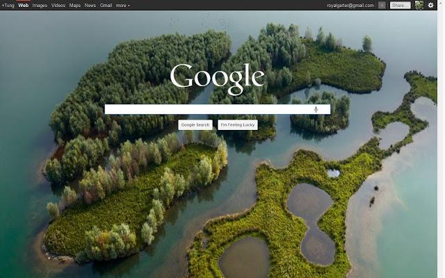 Bing Wallpaper for Google Homepage 640x400