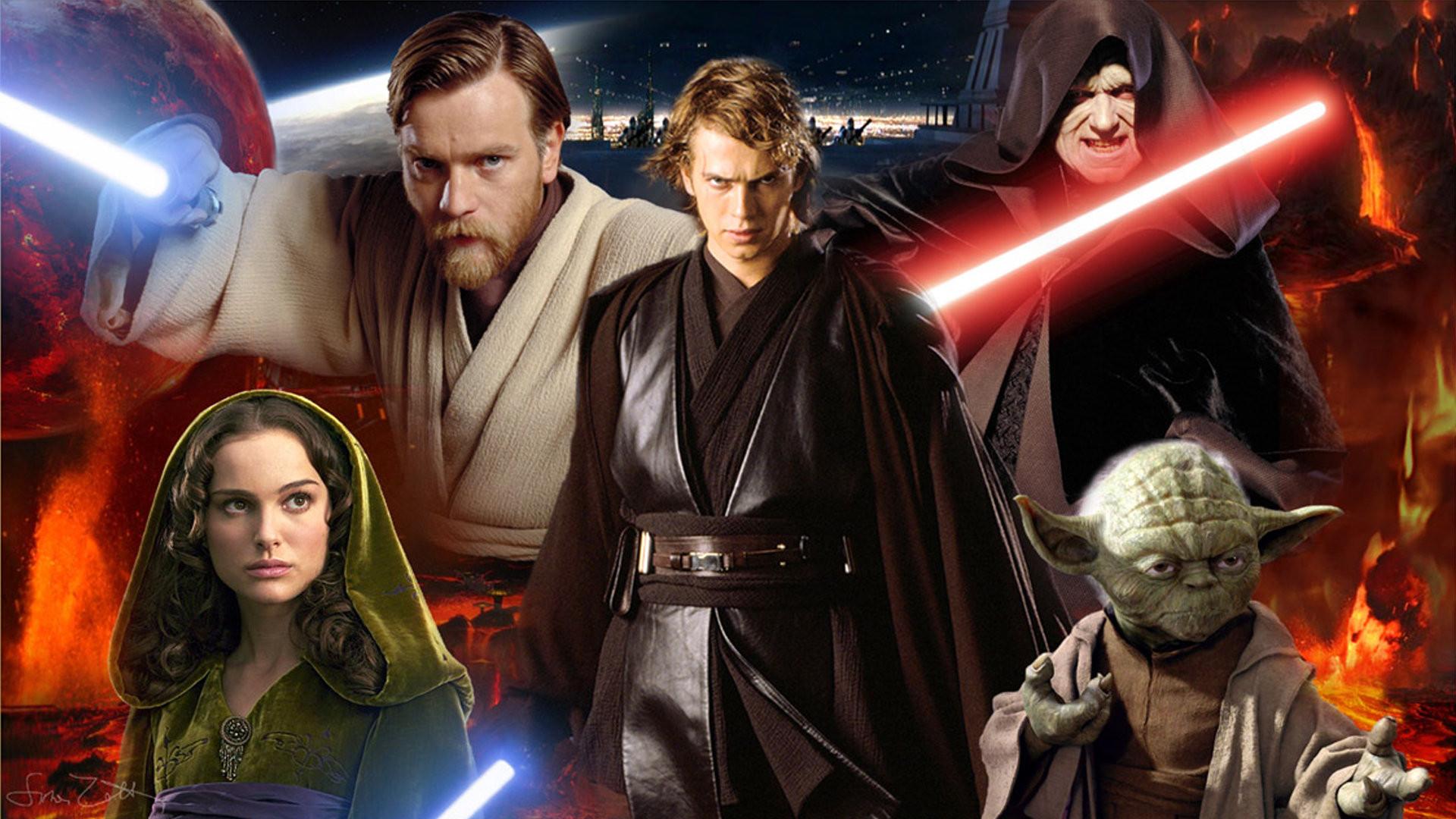 Free Download Star Wars Episode Iii Revenge Of The Sith Art
