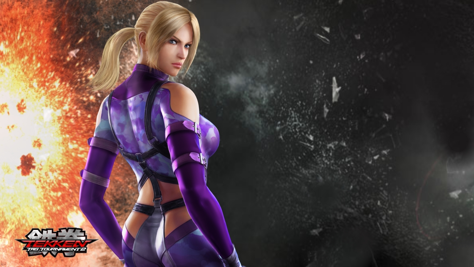 Eyesurfing Fanmade Tekken Tag Tournament 2 Wallpaper 1600x900