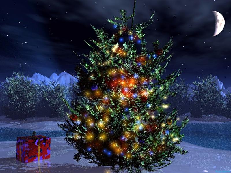 21 Stunningly Beautiful Christmas Desktop Wallpapers De Mash