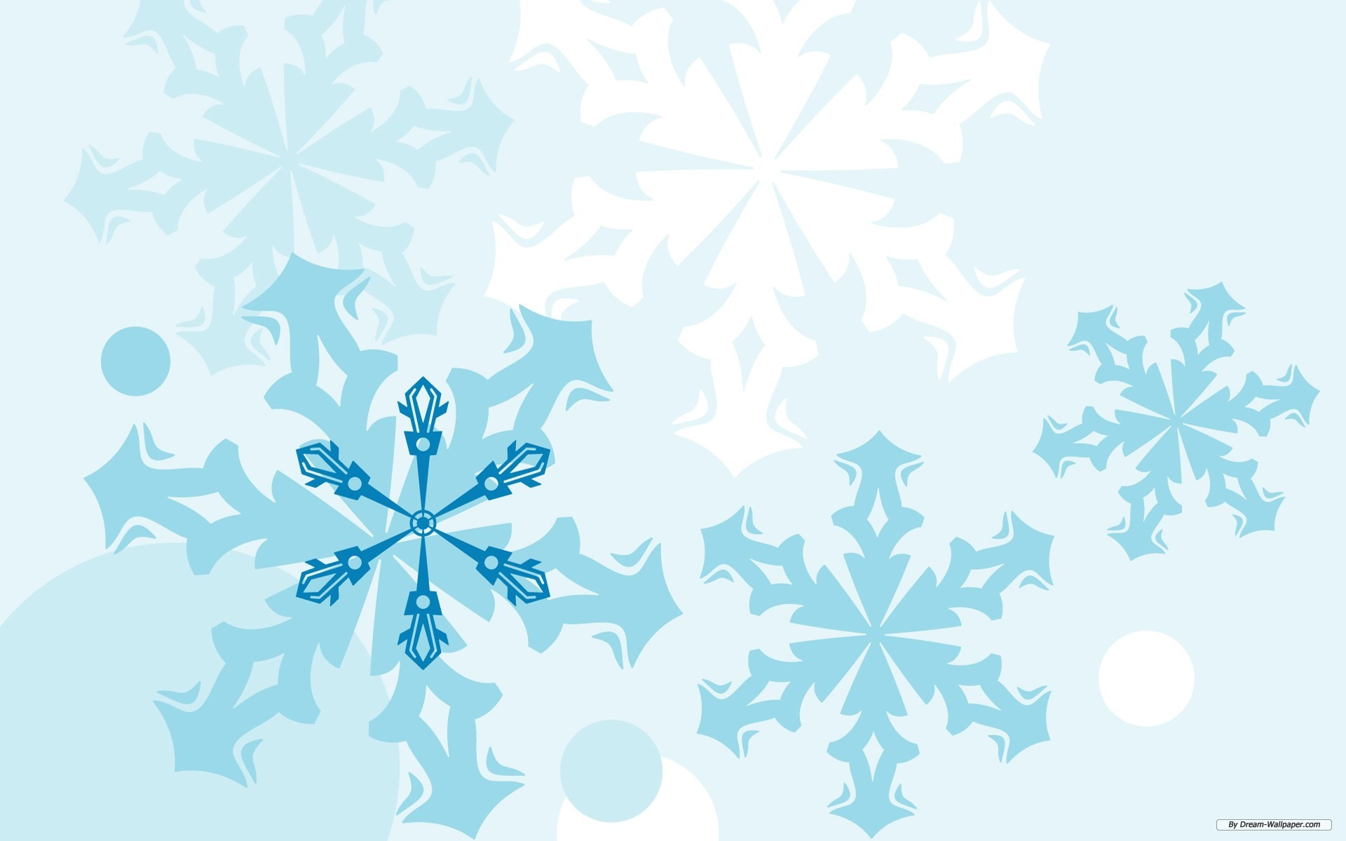 wallpaper vector art snowflake 1920x1200 1920x1200
