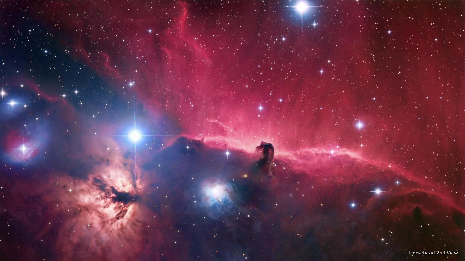 Space Nebula Horsehead picture nr 39666 1600x900