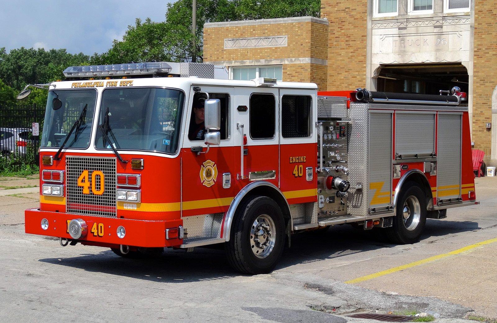 Fire Department Wallpapers Wallpapersafari