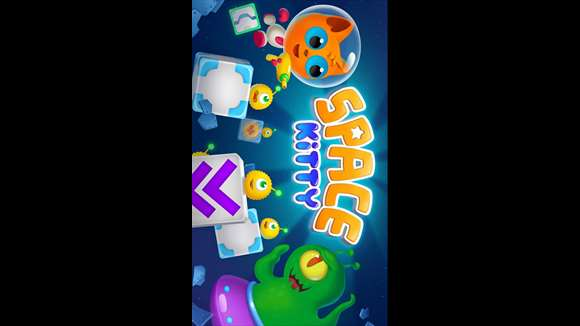 Space Kitty Puzzle Jogos do Windows na Microsoft Store 580x326
