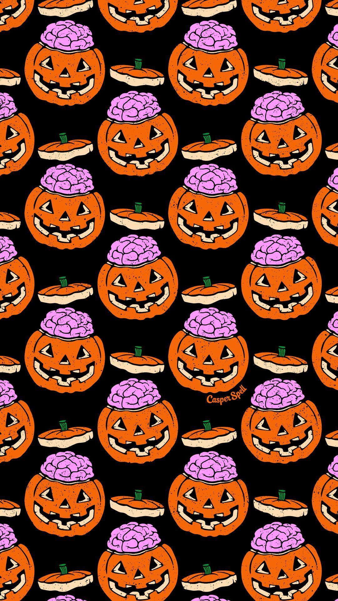 Halloween Wallpaper Halloweenwallpapper Cute Backgrounds 12 Best 1080x1920