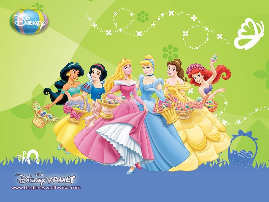 Disney Princess Wallpapers 2 1024x768