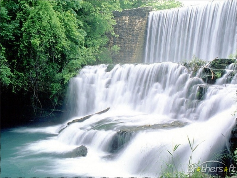 Waterfall Screensaver Waterfall Screensaver 10 Download 800x600