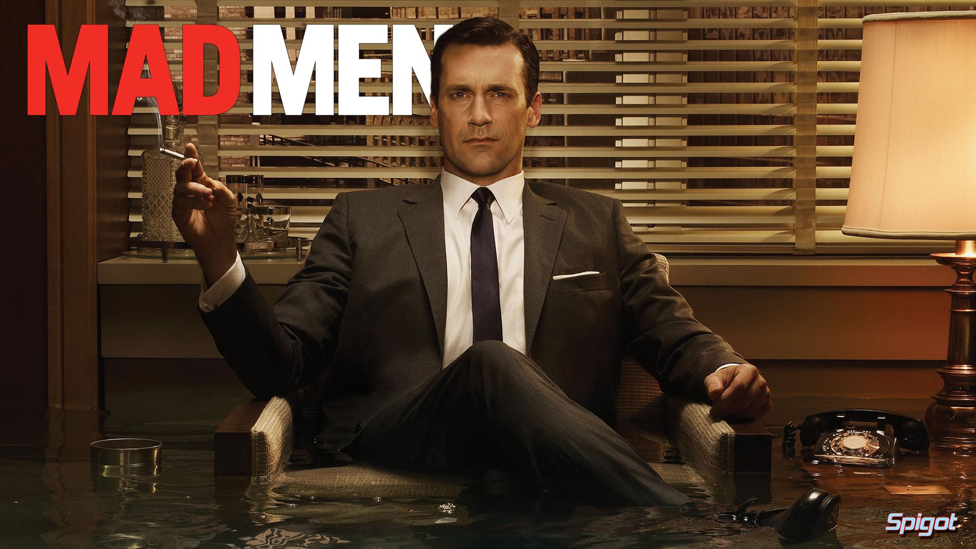 Mad Men Wallpaper - WallpaperSafari