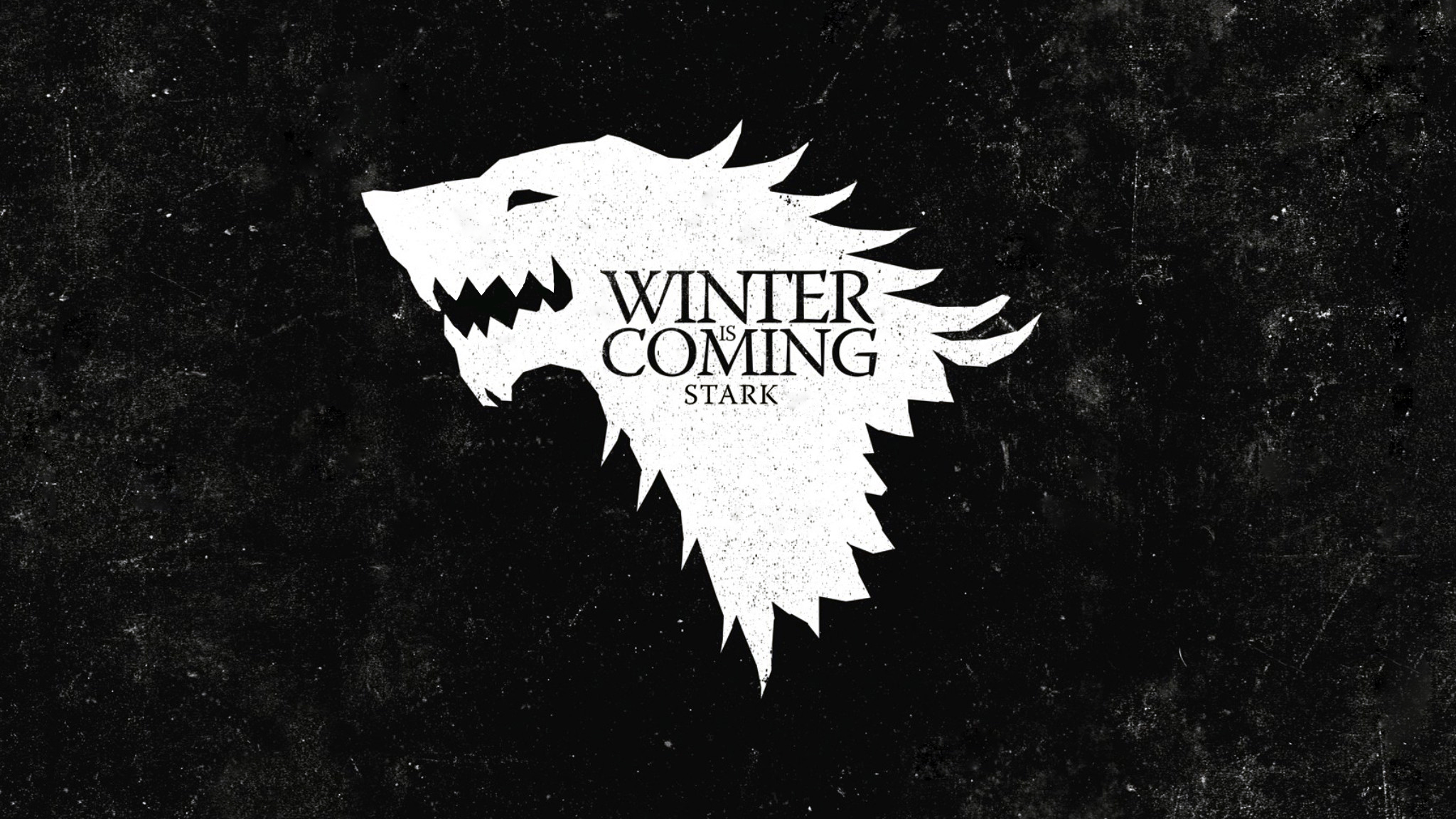 Free Download Game Of Wallpaper 2048x1152 Game Of Thrones Winter
