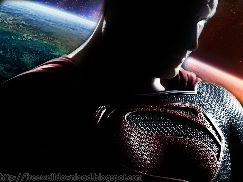 Wallpaper Download Superman   Man of Steel Wallpapers 1024x768