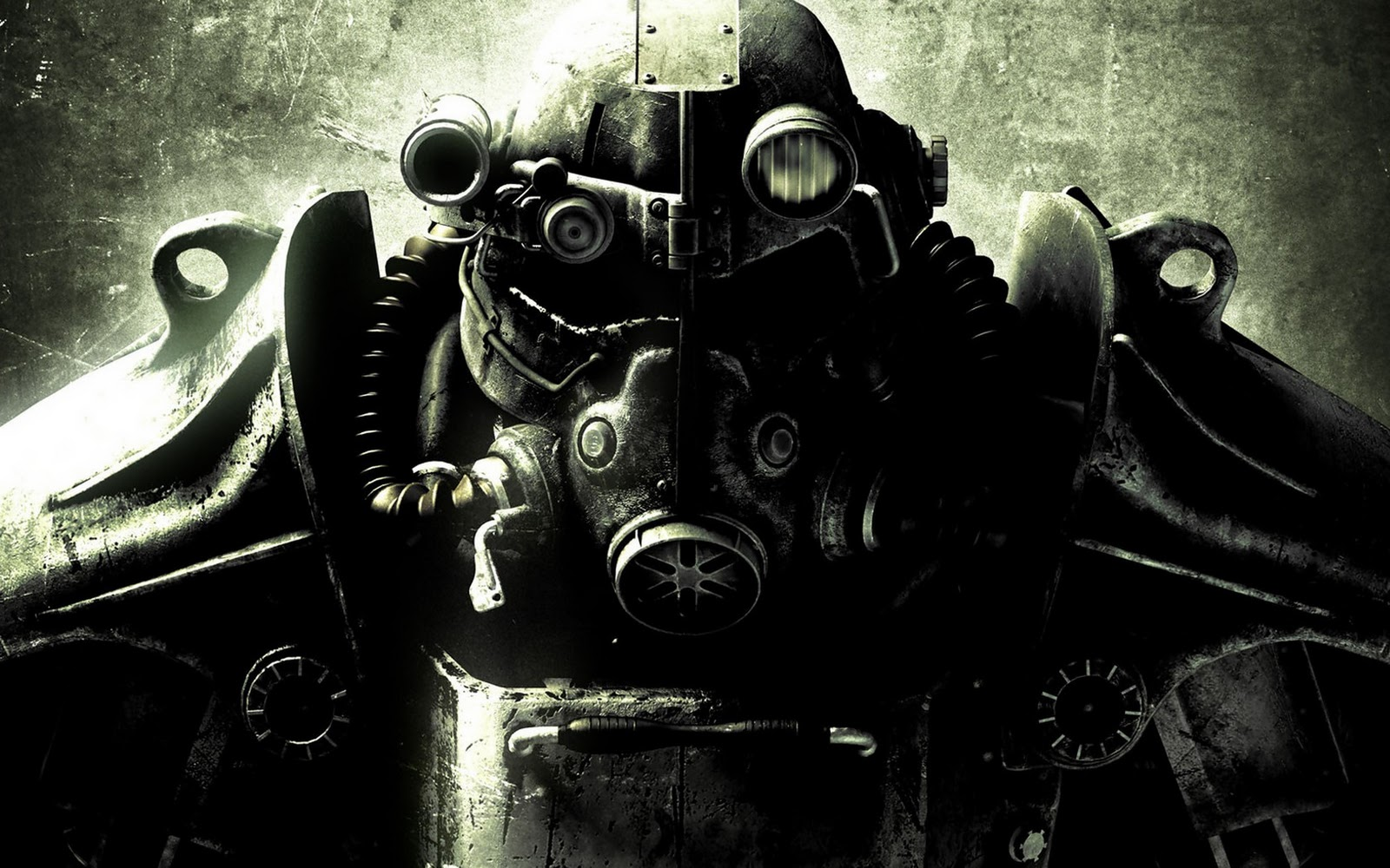 Fallout 3 Brotherhood of Steel HD Wallpapers DVD Cover Download 1600x1000