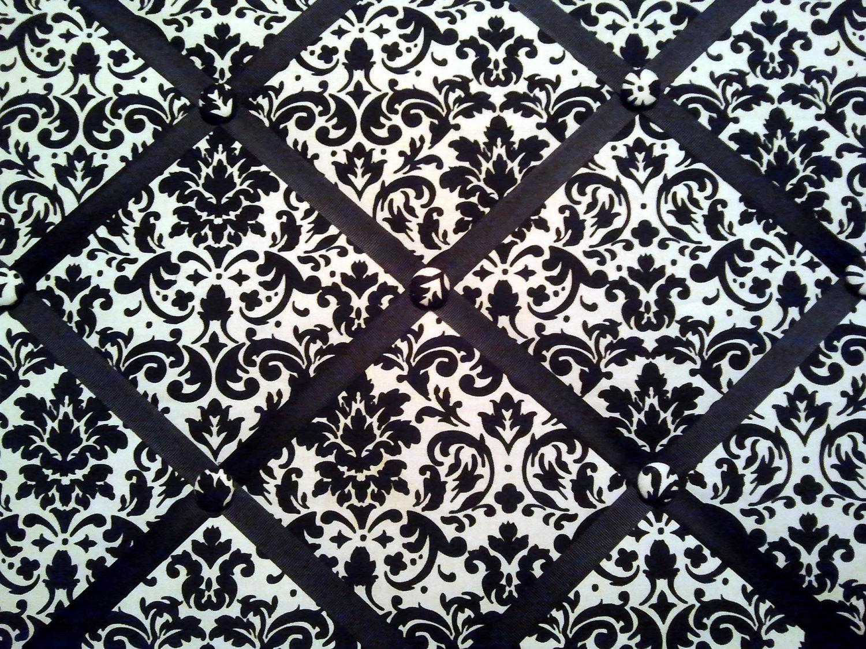 Black And White Damask Print Background Black And White Damask Print 1500x1125
