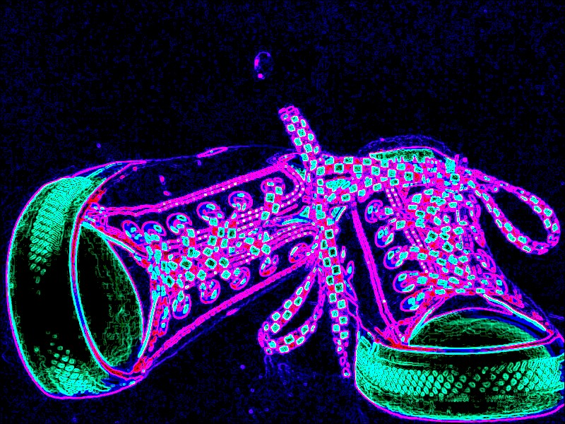 Free Download Neon Converse Colorful Brightjpg Phone