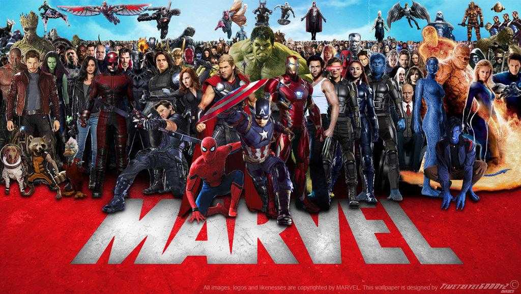 Marvel Cinematic Universe Characters wwwimgkidcom 1024x579