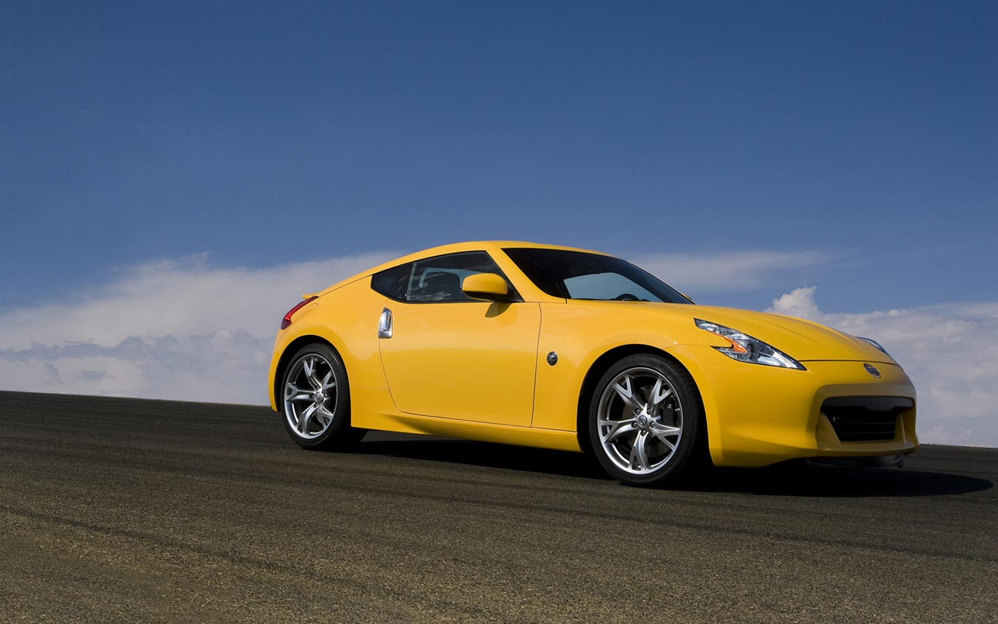 Wallpaper Nissan 370Z CCUS 1440x900