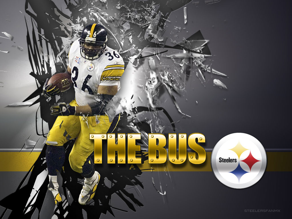 Enjoy this new Pittsburgh Steelers desktop background 1024x768