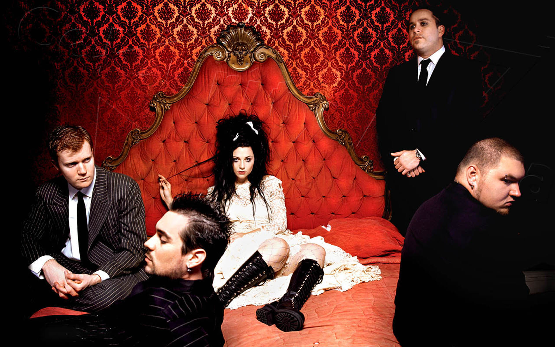 Evanescence Evanescence 1920x1200 Wallpapers 1920x1200 Wallpapers 1920x1200