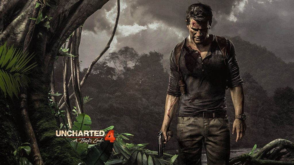 Uncharted 4 HD by DJ0024 1024x576