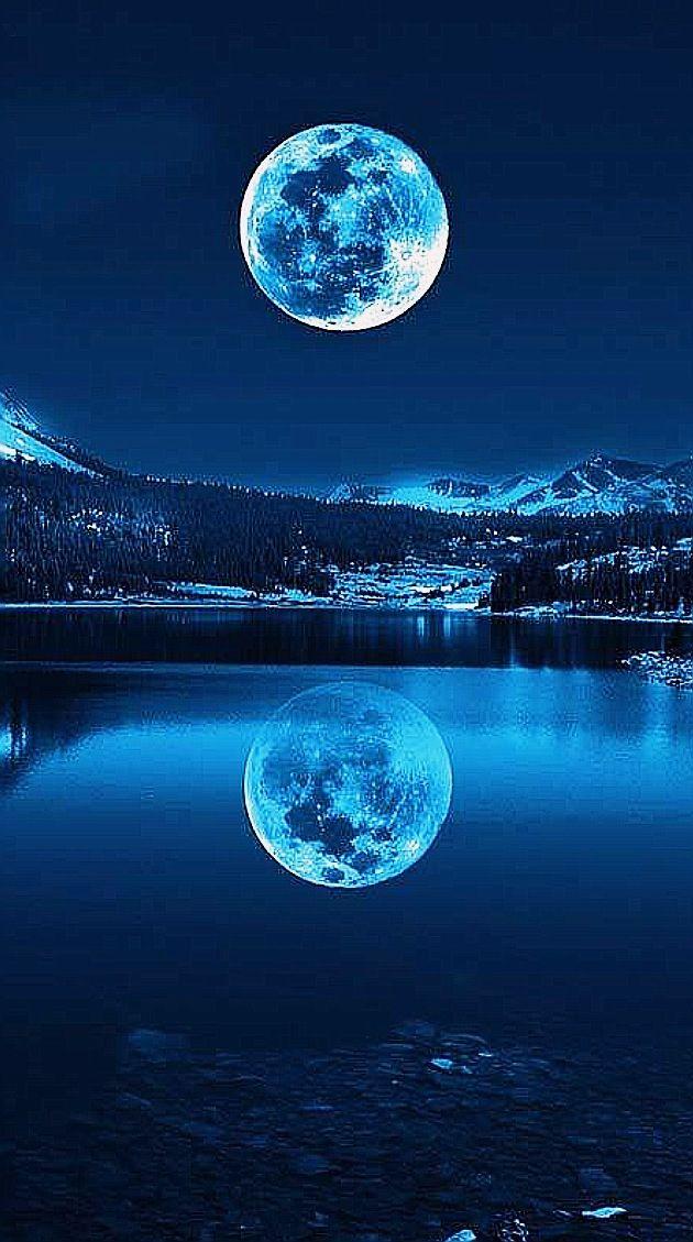 Full Moon Wallpapers and Screensavers - WallpaperSafari