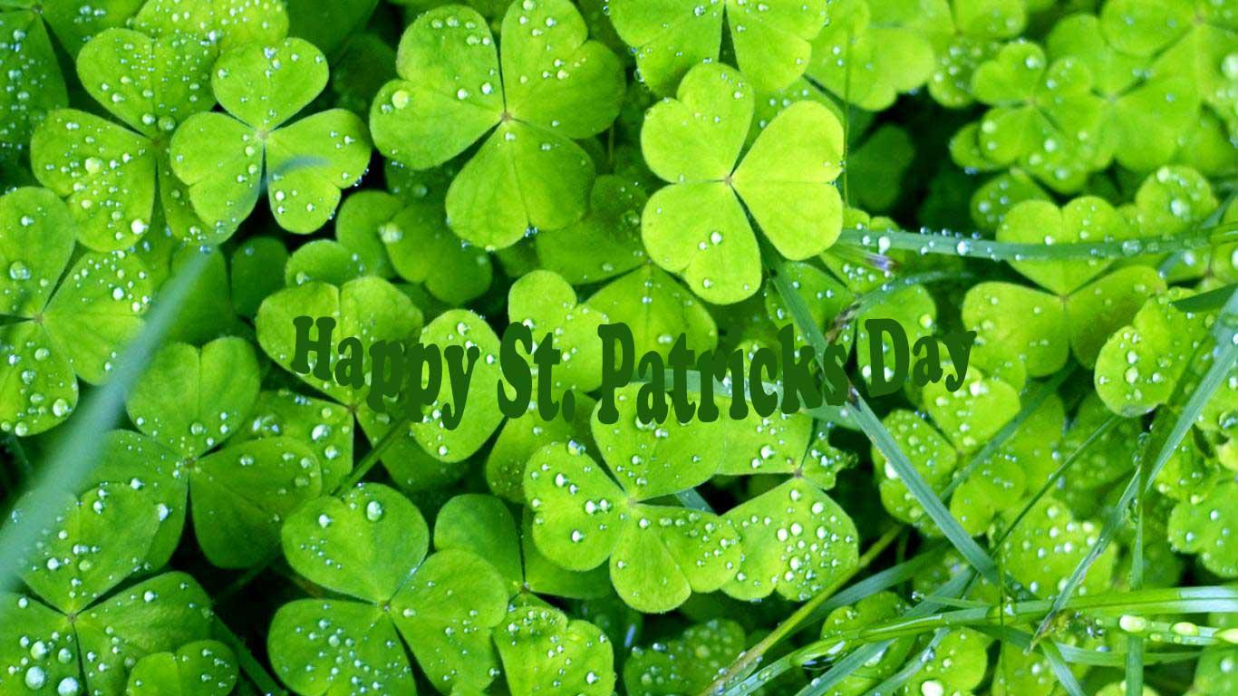 St Patrick Day St Patricks Day Festival 1366x768