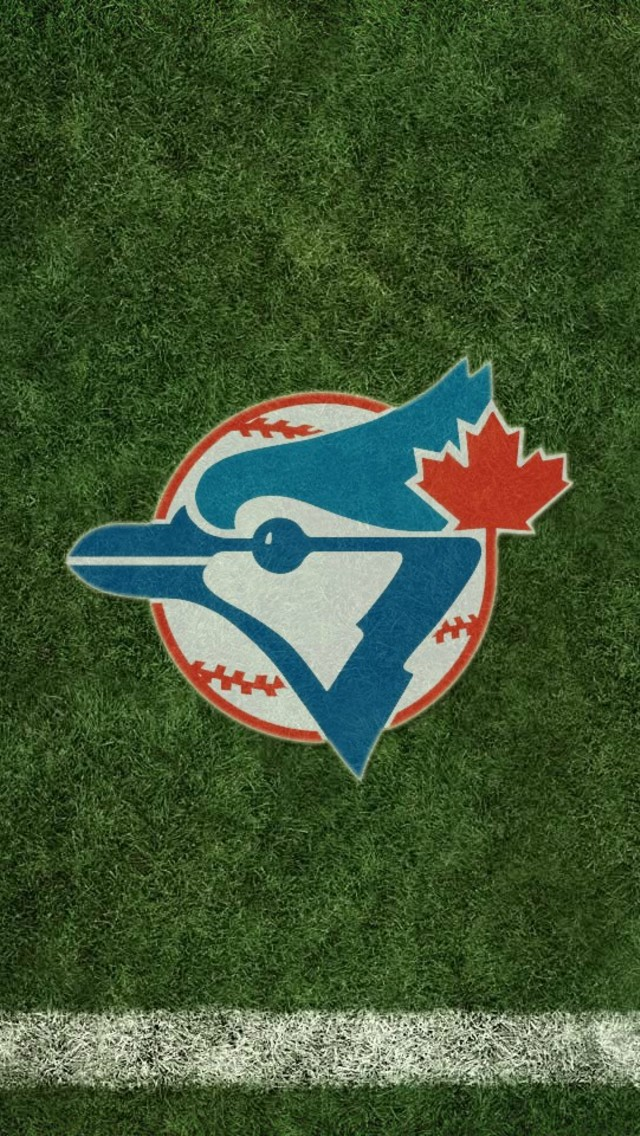 Toronto Blue Jays Wallpaper for iPhone 5 640x1136
