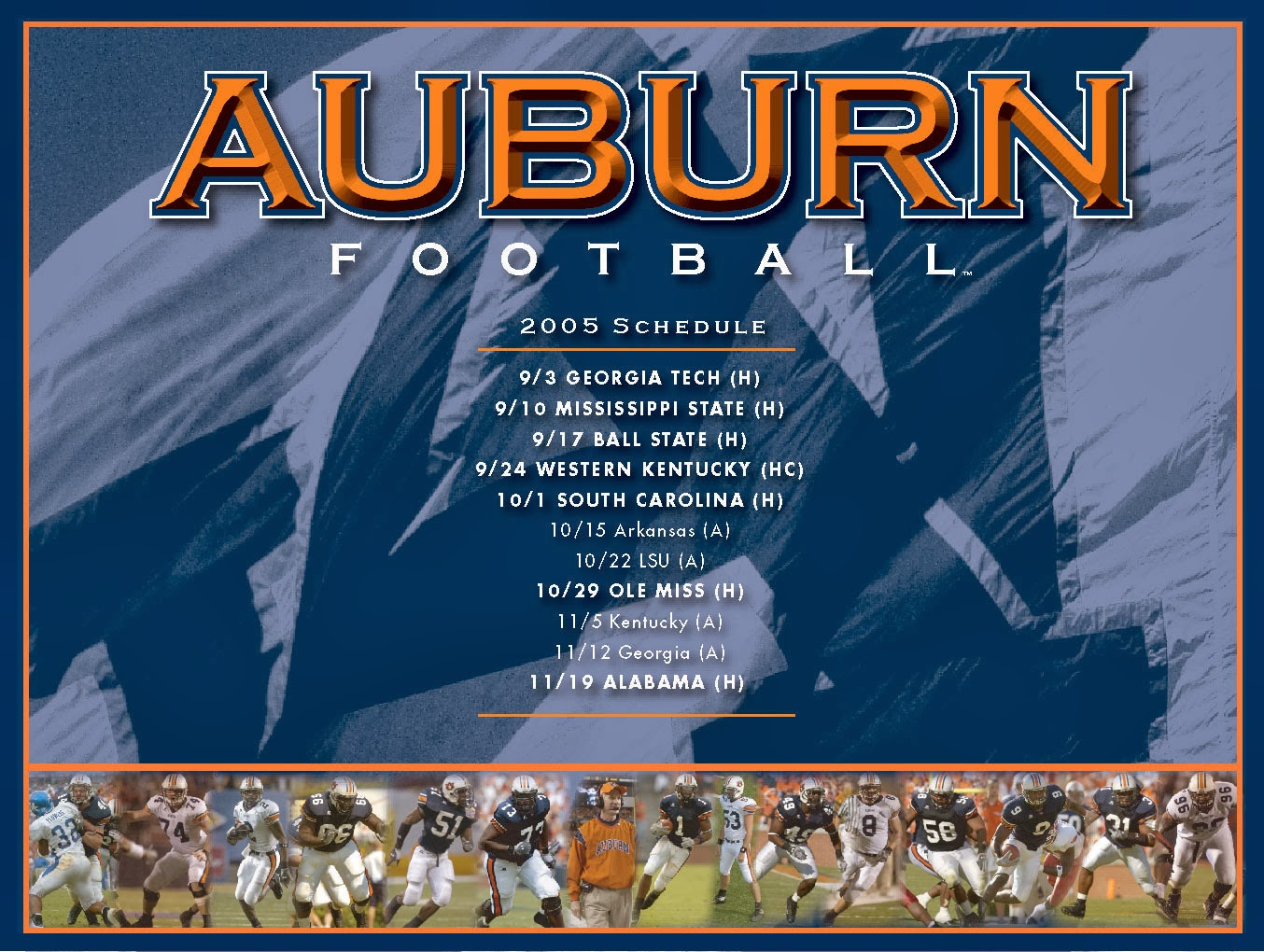 Auburn Football Wallpaper And Make This For 1354x1020