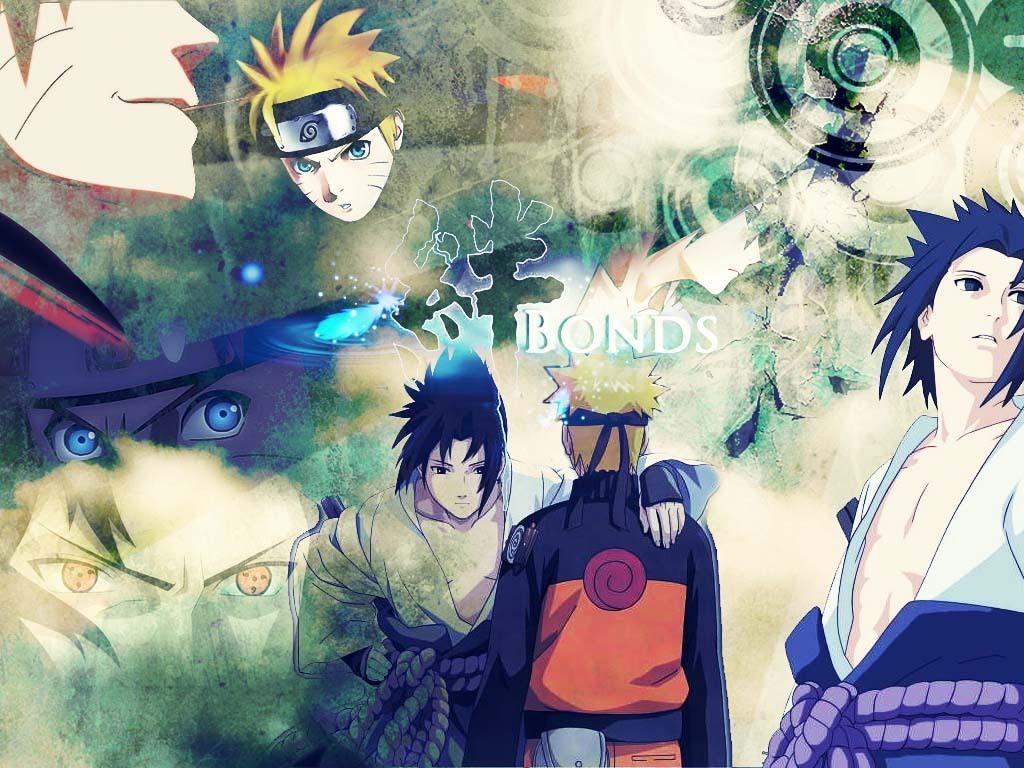 sasuke vs naruto   Sasuke vs naruto Wallpaper 5629848 1024x768