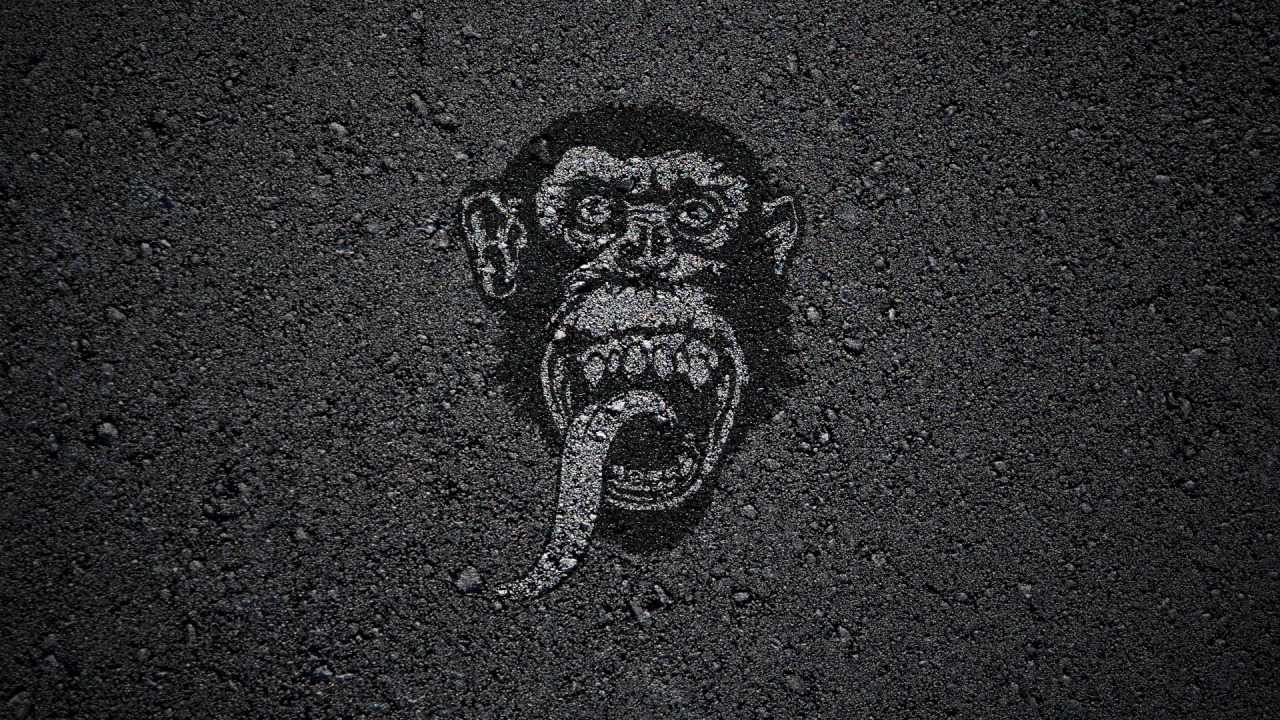 Monkey Wallpaper gas monkey garage logo wallpaper - wallpapersafari