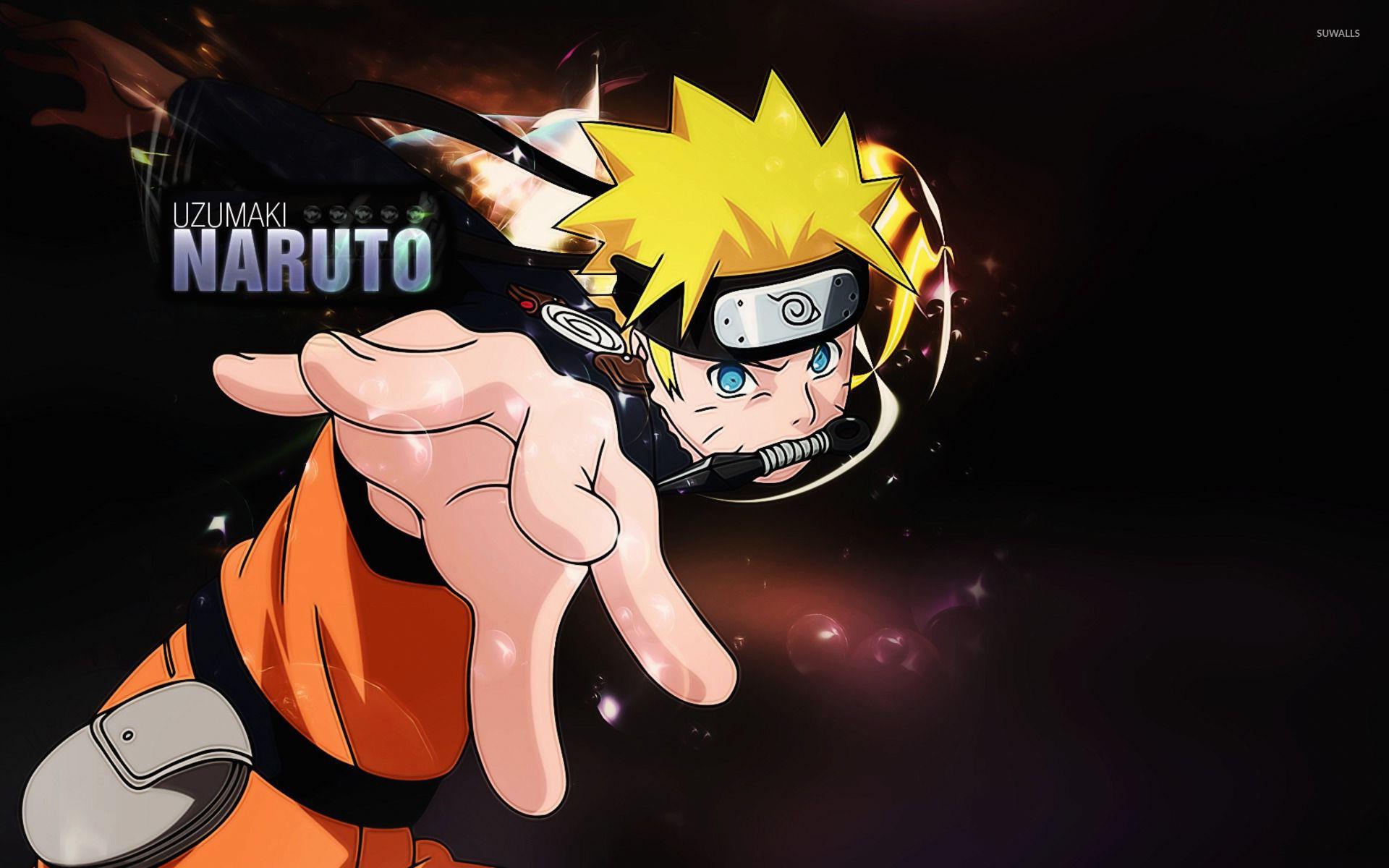 Naruto Uzumaki wallpaper   Anime wallpapers   13629 1366x768