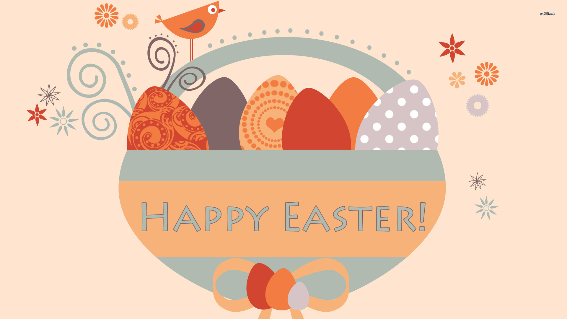 Happy Easter wallpaper   Holiday wallpapers   1262 1920x1080