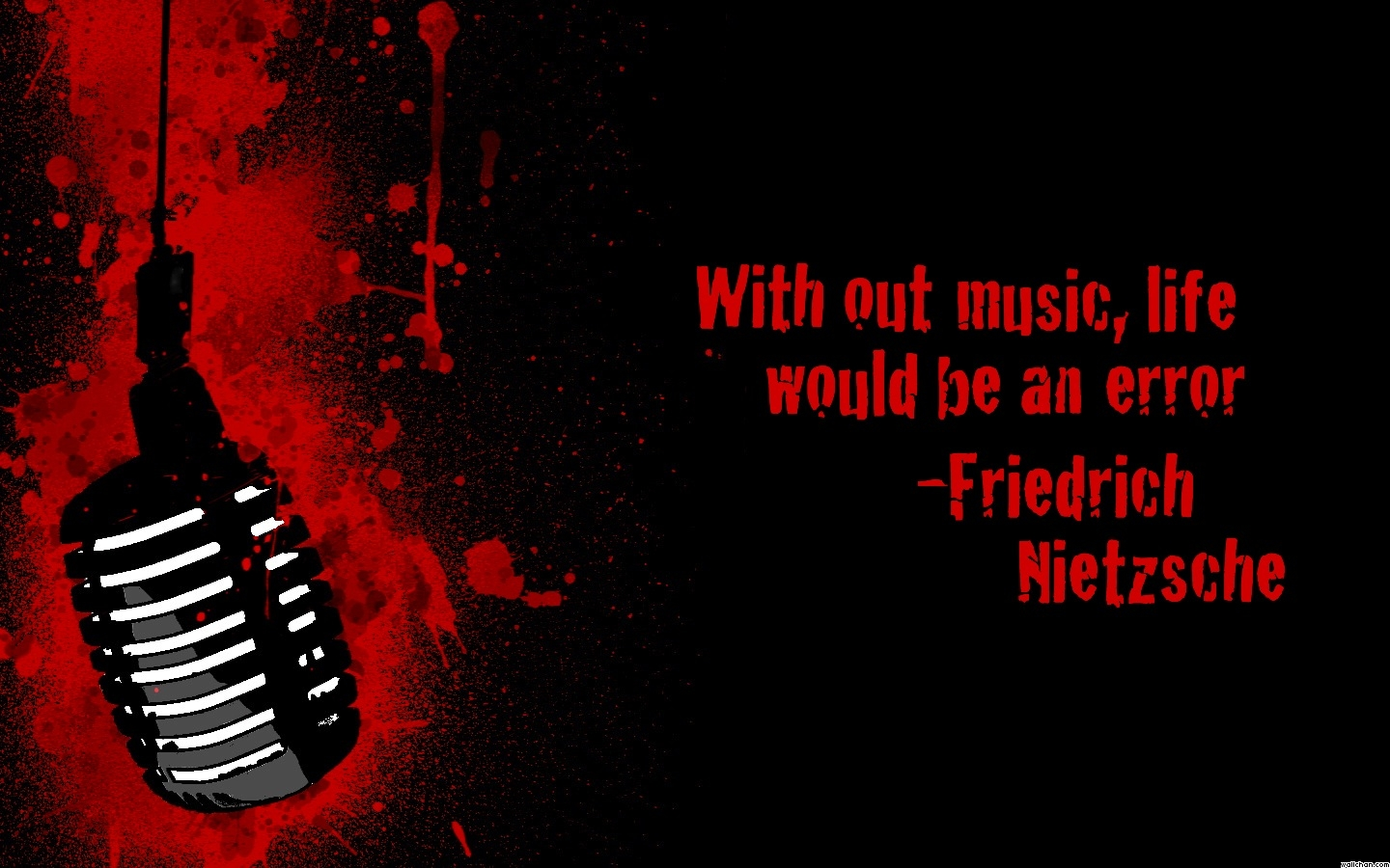 Music images Music Quote Wallpaper wallpaper photos 24173742 1440x900