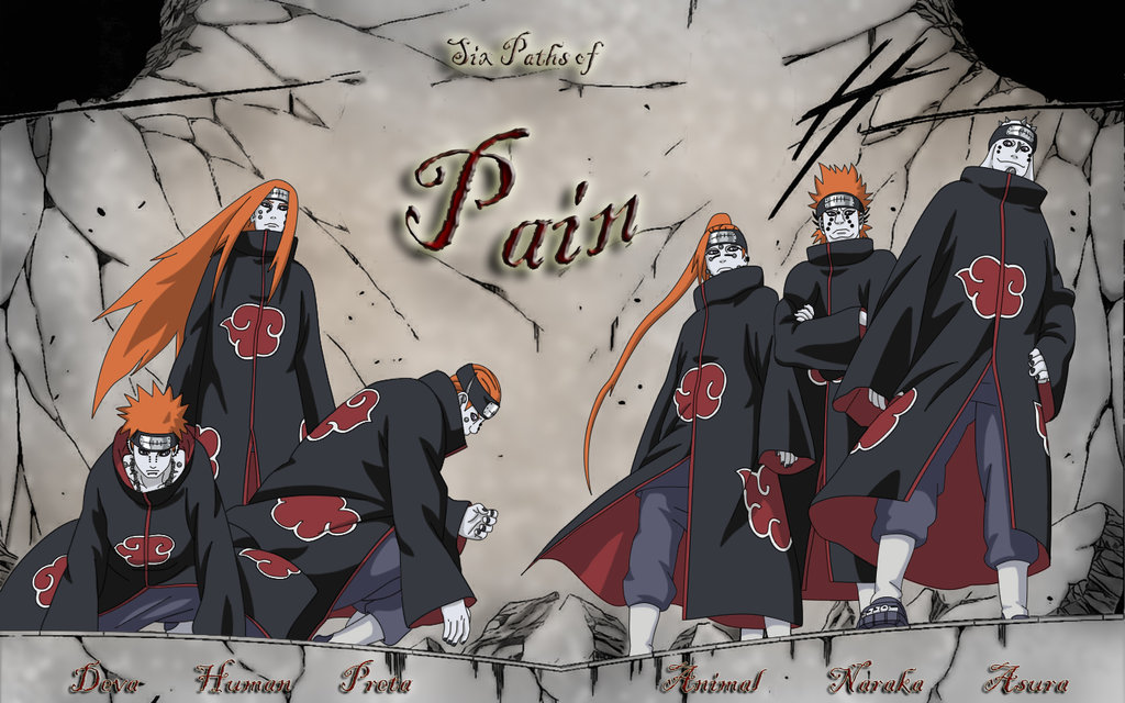 6 Paths Of Pain Wallpaper